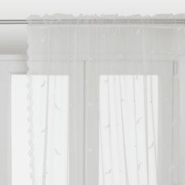 Tenda Boheme bianco 140 x 290 cm