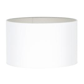 Paralume per lampada da comodino personalizzabile Cilindro bianco