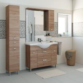 Mobili bagno prezzi e offerte mobiletti bagno sospesi o a for Cassettiere leroy merlin