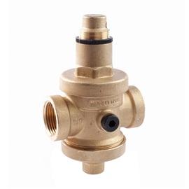 Riduttore di pressione con presa manometro FF Ø 15 mm 1.2-6 3 bar 78