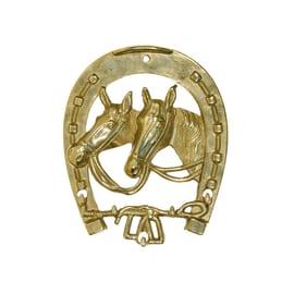 Bacheca porta chiavi Cavallo grande 5 posti 16 x 1 x 19,2 cm