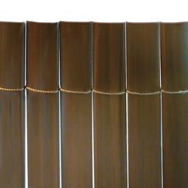 Cannicciato sintetico Plasticane marrone L 5 x H 1,5 m