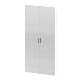 Anta Spaceo bianco L 45 x P 2 x H 192 cm