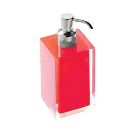 Dispenser sapone Rainbow rosso