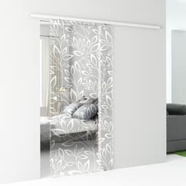 Porta da interno scorrevole Spring 86 x H 215 cm reversibile