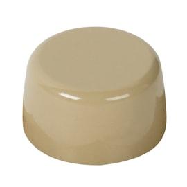 Fermaporta adesivo beige