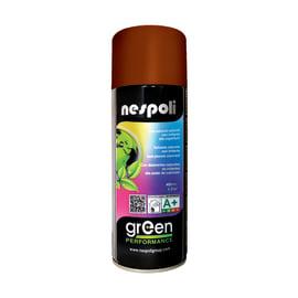Smalto spray marrone RAL 8011 brillante 400 ml