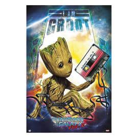 Poster Guardians Groot 61 x 91,5 cm