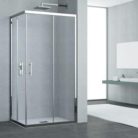 Box doccia 70x70 prezzi e offerte online leroy merlin 3 for Cabine doccia multifunzione leroy merlin