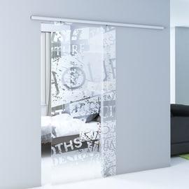 Porta da interno scorrevole Vogue 96 x H 215 cm reversibile