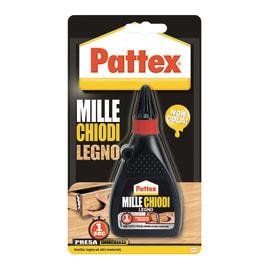 Millechiodi colla vinilica legno Pattex 100 g