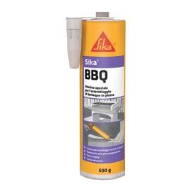 Adesivo acrilico Sikaflex BBQ giallo Sika, per cemento, muri, terracotta, laterizi
