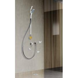 Saliscendi doccia Magnetic Shower  100 cm fissaggio adesivo no foro