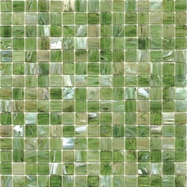 Mosaico Mix spring 32,7 x 32,7 cm verde