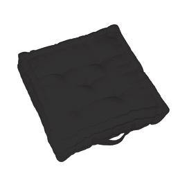 Cuscino da pavimento Elema nero 60 x 60 cm