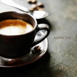 Quadro in vetro Espresso 30x30