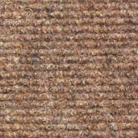 Moquette agugliata al taglio Riva beige 400 cm