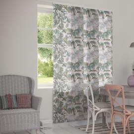 Tenda a pannello resinato Foliage verde 60 x 300 cm