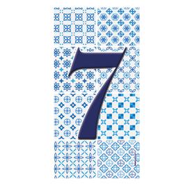 Numero Arabesque 7