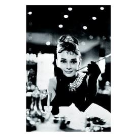 Poster Audrey Hepburn 61 x 91,5 cm