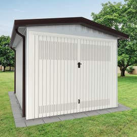Garage in metallo Newport, 14,3 m²