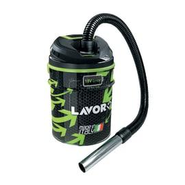 Aspira solidi a batteria Lavorwash Free Vac 1.0 LI-ION. Potenza di aspirazione 10 Kpa, serbatoio da 12L