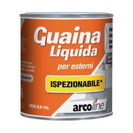 Impermeabilizzante tetti, terrazze, coperture Guaina Liquida grigio 0.75 L