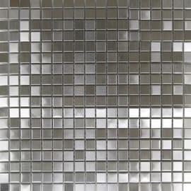 Mosaico Urban  story 30 x 30 cm argento