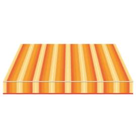 Tenda da sole a bracci Tempotest Parà 240 x 210 cm arancione/avorio/rosso/giallo Cod. 943/72