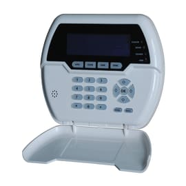 Kit allarme senza fili tastiera per centrali T-One bianco