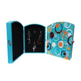 Bacheca porta chiavi 62005 6 posti Fantasia 20 x 7 x 30 cm