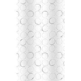 Tenda doccia Circle L 240 x H 200 cm