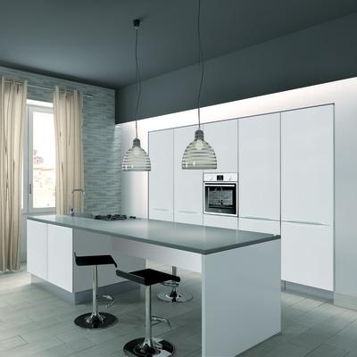 Cucina delinia tnt bianco prezzi e offerte online leroy for Delinia accessori