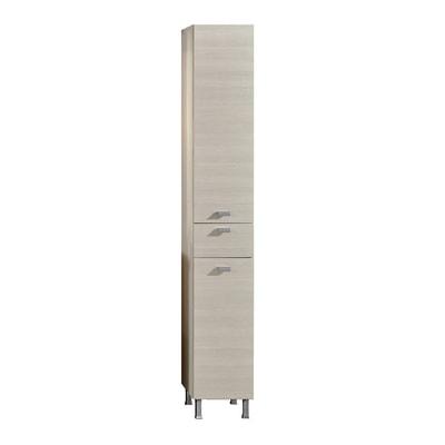 Colonna rimini larice 2 ante 1 cassetto l 30 x h 195 x p 34 cm prezzi e offerte online leroy - Bagno 30 rimini ...