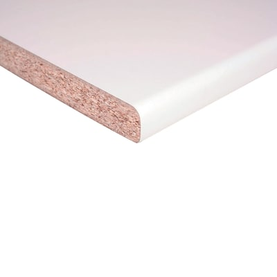 Piano cucina laminato bianco 3.8 x 60 x 304 cm prezzi e offerte ...
