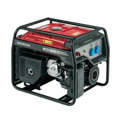 Generatore di corrente honda eg 5500cl 5 5 kw prezzi e for Generatore hyundai leroy merlin