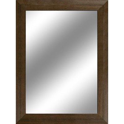 specchio da parete rettangolare wengè 85 x 115 cm prezzi e offerte ...