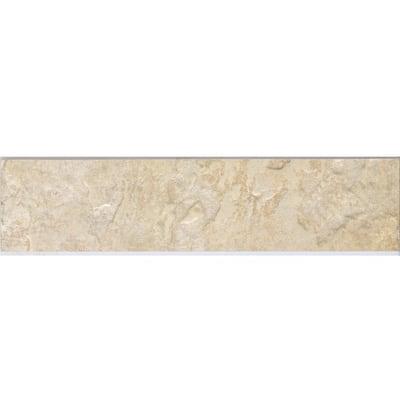 Battiscopa castelli beige 8 x 31 cm prezzi e offerte for Canalina battiscopa leroy merlin