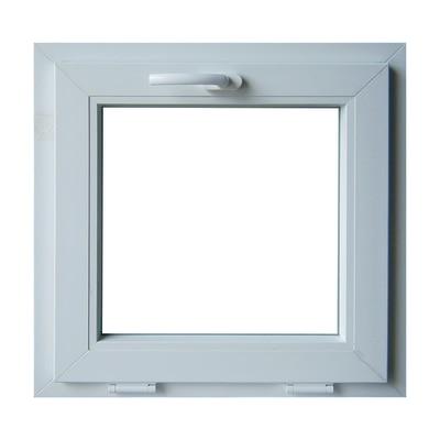 Finestra pvc bianco l 60 x h 60 cm prezzi e offerte online leroy merlin - Leroy merlin finestre pvc ...