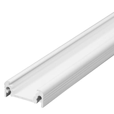 Profilo slim alluminio 2m prezzi e offerte online leroy for Profilo alluminio led leroy merlin