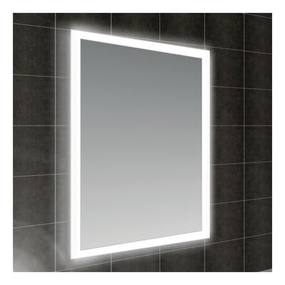 Specchio retroilluminato fog 60 x 80 cm prezzi e offerte online leroy merlin - Specchio retroilluminato bagno ...