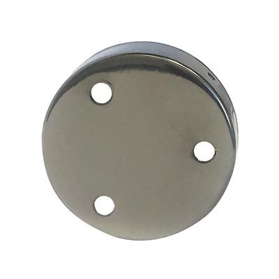 Rosone per lampadari 3 fori cromo prezzi e offerte online for Prezzi lampadari leroy merlin