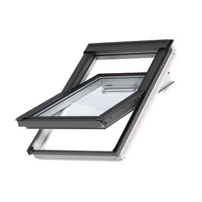 Finestra per tetto velux ggl ck02 2068 55 x 78 cm prezzi e offerte online leroy merlin - Finestra da tetto prezzi ...
