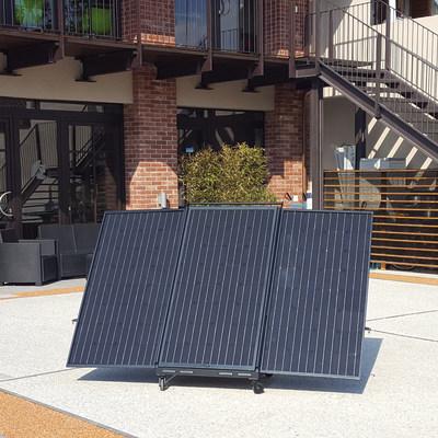 Impianto fotovoltaico portatile pyppy fai da te 3600 nero - Fotovoltaico portatile ...