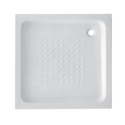 Piatto doccia ceramica quadro 70 x 70 cm bianco prezzi e offerte online leroy merlin - Offerte cabine doccia leroy merlin ...