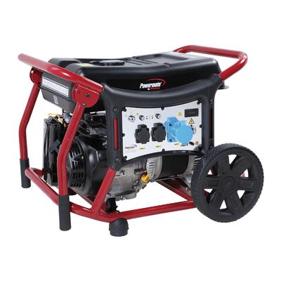 Generatore di corrente powermate wx7000 6 1 kw prezzi e for Leroy merlin generatore