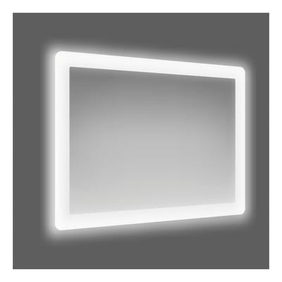 Specchio retroilluminato fog led 60 x 80 cm prezzi e offerte online leroy merlin - Riflessi specchi prezzi ...