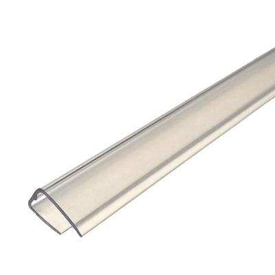 Profilo u onduline in policarbonato 2 x 210 cm spessore for Profilo alluminio led leroy merlin