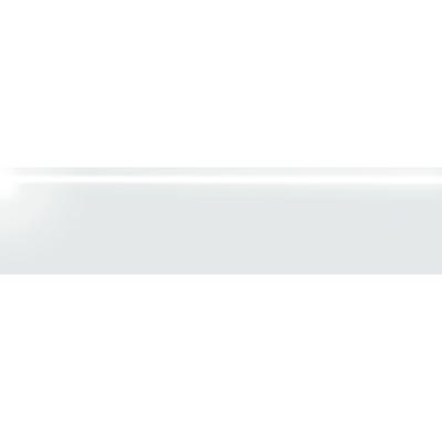 Battiscopa lucido bianco 8 x 33 3 cm prezzi e offerte for Battiscopa bianco leroy merlin