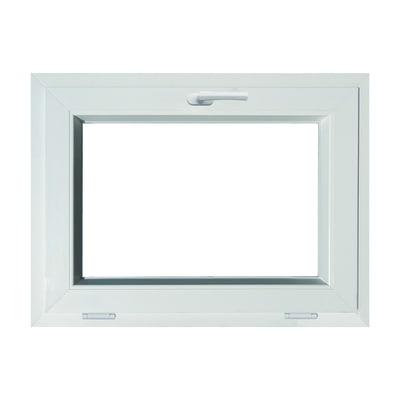 Finestra pvc l 80 x h 60 cm prezzi e offerte online for Finestre velux leroy merlin